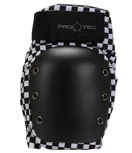 ProTec Street Knee Checkered Large