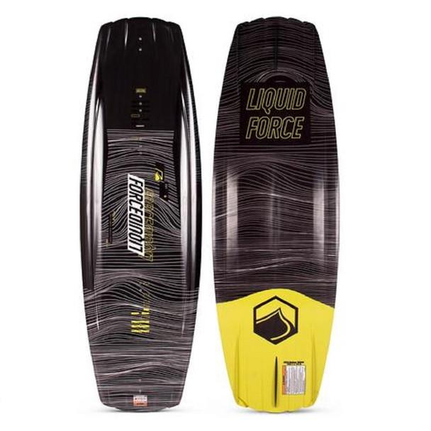 Liquid Force Classic Wakeboard 2021 Black 130