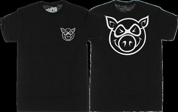 PIG HEAD SS S-BLACK