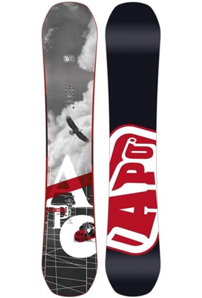 APO Iconic Eero Niemela 2015 Snowboard Deck 158w