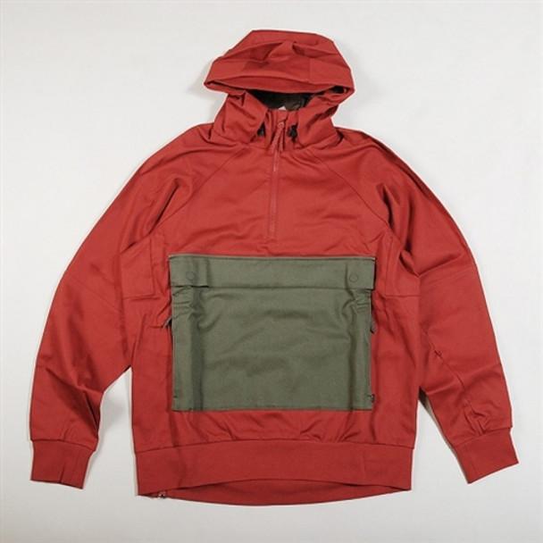 43453ba872 Nike Sb Everett Anorak Jacket Rust Army