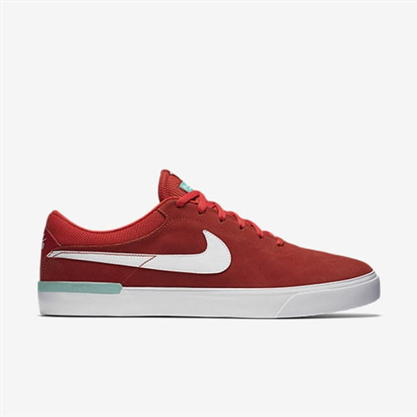9c3b864105de3e Nike Sb Koston Hypervulc Skate Shoes Red White