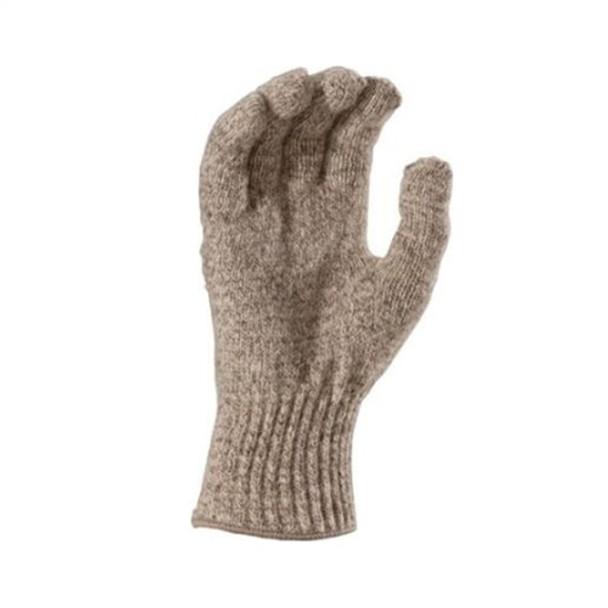 Fox River Ragg Glove Brown Tweed Medium