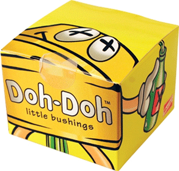 SHORTYS (10pr) DOH DOH- YELLOW 92a