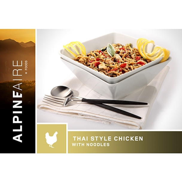 AlpineAire Thai Style Chicken w/ Noodles