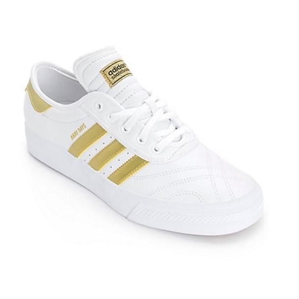 5217cfe687e Adidas Adi-Ease Premier Away Days Shoes White Gold