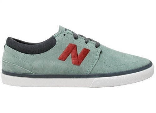 official photos d6daa 12607 New Balance Brighton 344 Skate Shoes Jade Suede | Boardparadise.com