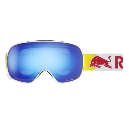 708899b94c Red Bull Magnetron Goggles Shiny White Blue Flash Mag-004 ...