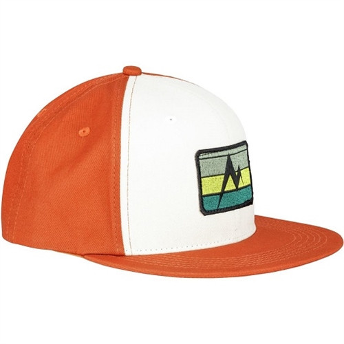 96708f9e116 Marmot Origins Cap Hat Sunrise Dark Rust Snapback