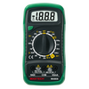 DMM, Digital Multimeter, Mastech, MAS838, MAS-838, cheap multimeter