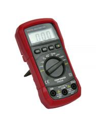 TekPower TP8233E Digital Multimeter AC DC Voltage Current Temperature Resistance Tester Ohmmeter with kickstand