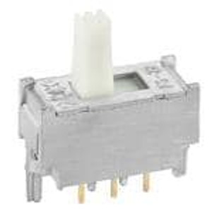 NKK Switches FS22AAP Slide Switches DPDT ON-ON HI-FREQ
