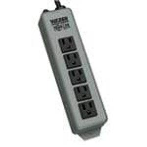 Tripp Lite 602-15 Power Outlet Strips 5 Outlet 15' Cord