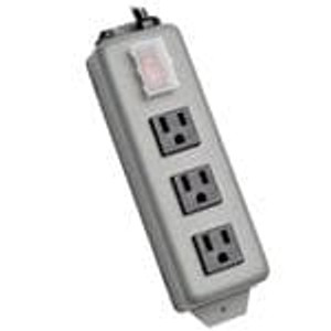 Tripp Lite 3SP Power Outlet Strips 3 Outlet 6' Cord