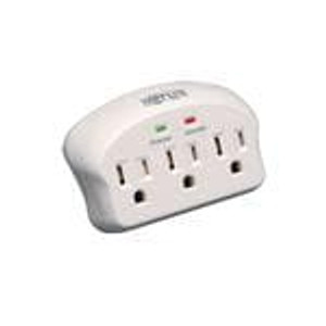 Tripp Lite SK3-0 Power Outlet Strips Surge Protector Wall Mount Direct Plug In