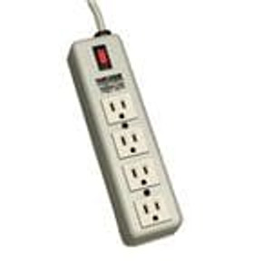 Tripp Lite 4SPDX Power Outlet Strips 4 Outlet 6' Cord