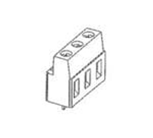 TE Connectivity 1546062-2 Fixed Terminal Blocks 2 POS 7.5MM SIDE WIRE ENTRY