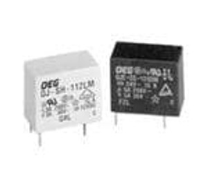 TE Connectivity / OEG 4-1419144-4 General Purpose Relays OJ-SS-124LMH 000