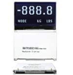 Newhaven Display NHD-C12864LZ-NSW-FBW-3V3 LCD Graphic Display Modules & Accessories Transmissive LCD 128x64 pxl Wide Temp