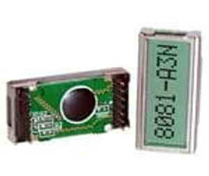 ELECTRONIC ASSEMBLY EA 8081-A3N LCD Character Display Modules & Accessories Neutral Blu-Contrast STN Reflective
