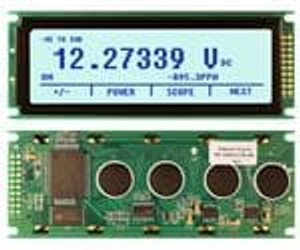Newhaven Display NHD-24064CZ-FSW-GBW LCD Graphic Display Modules & Accessories STN-Gray 118.0 x 45.0