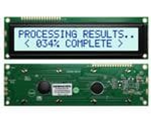 Newhaven Display NHD-0220WH-MTGH-JT#E LCD Character Display Modules & Accessories STN-Gray Transfl 146.0 x 43.0