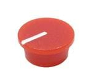 Eagle Plastic Devices 450-CP151 Knobs & Dials RED CAP 9mm