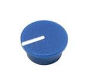 Eagle Plastic Devices 450-CP153 Knobs & Dials BLUE CAP 9mm