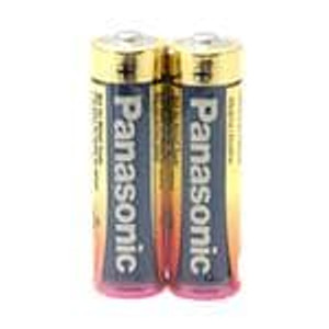 Panasonic Battery LR6XWA/B2 Consumer Battery & Photo Battery INDUSTRIAL ALK AA 2 PACK PRICE PER BAT
