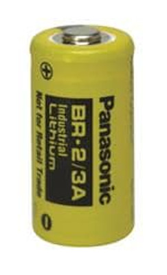 Panasonic Battery BR2/3AE2SP Electronic Battery 2/3 A 3V 1.2A 3 PINS