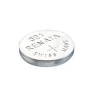 Renata 321.MP 0% HG Coin Cell Battery 1.55V 6.8 x 1.6mm 14.5mAh Multifunc Pk