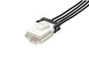 Molex 36922-0401 DC Power Cords DITTO 4 CIRCUIT WIRE TO WIRE 100MM
