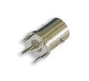 TE Connectivity 5-1634503-3 RF Connectors / Coaxial Connectors Str PCB Skt 75 Ohm Nickel 18.2