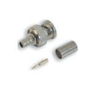 TE Connectivity / AMP 5-1634500-3 RF Connectors / Coaxial Connectors Str Plg Hex Nickel 50Ohm