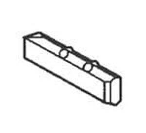 TE Connectivity / AMP 583274-1 Standard Card Edge Connectors KEYING PLUG