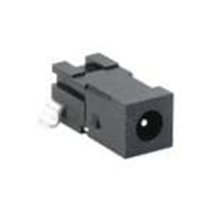 CUI Devices PJ-031H-SMT-TR DC Power Connectors power jack, 0.65 x 2.8 mm, horizontal, SMT, high current, 1 switch, T&R package