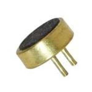 CUI Devices CMEJ-0415-42-P Microphones microphone, 4 mm, electret condenser, omnidirectional, Pin, 2 Vdc, 42 dB sensitivity