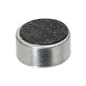 CUI Devices CMEJ-0627-42-SP Microphones microphone, 6 mm, electret condenser, omnidirectional, Solder Pad, 2 Vdc, 42 dB sensitivity