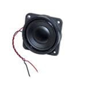 DB Unlimited SW280408-1 Speakers & Transducers Waterproof Spkr 8Ohm Rectangle Lead Wires