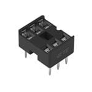 TE Connectivity 1-2199298-1 IC & Component Sockets 6P DIP SKT 300 CL LADDER