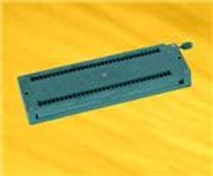 3M Electronic Solutions Division 240-1280-39-0602J IC & Component Sockets RECPT FOR DIP SOCKET 40 Contact Qty.