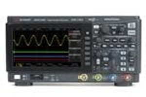 Keysight DSOX1204A Benchtop Oscilloscopes 4Ch, 70 MHz, upgradeable to 100 MHz or 200 MHz. Incl US Power cord. Add int'l cord separately.
