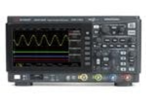 Keysight DSOX1204G Benchtop Oscilloscopes 4Ch, 70 MHz w/WaveGen, upgradeable to 100 MHz or 200 MHz. Incl US Power cord. Add int'l cord separately.