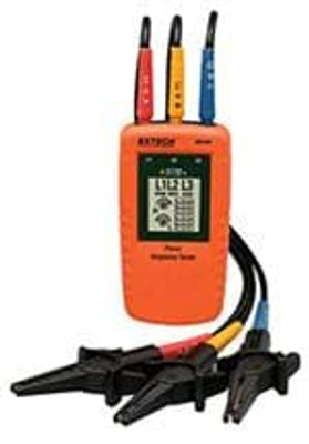 Extech 480400 Calibration Equipment ROTATION TESTER 3-PHASE