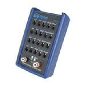 Global Specialties CDB-10 Decade Boxes HANDHELD CAPACITANCE DECADE BOX