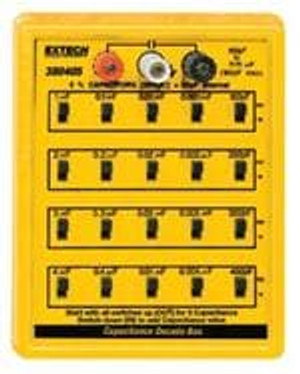 Extech 380405 Decade Boxes Capacitance Decade