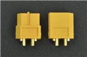 DFRobot FIT0587 DFRobot Accessories High Quality Gold Plated XT60 Male & Female Bullet Connector