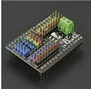 DFRobot DFR0577 DFRobot Accessories Gravity: I/O Expansion Shield for Pyboard