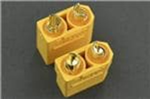 DFRobot FIT0588 DFRobot Accessories High Quality Gold Plated XT90 Male & Female Bullet Connector