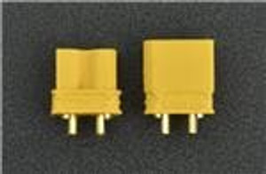 DFRobot FIT0586 DFRobot Accessories High Quality Gold Plated XT30 Male & Female Bullet Connector